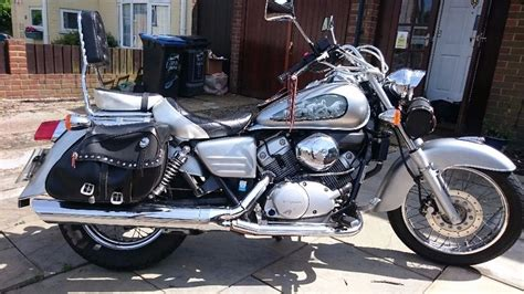 Custom honda shadow 125 | in Ramsgate, Kent | Gumtree