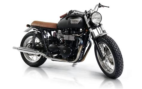 » Custom Triumph Bonneville Sometimes Nothing…