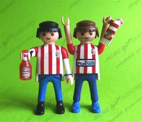Customizaciones de playmobil Nuestros Atléticos Club ...