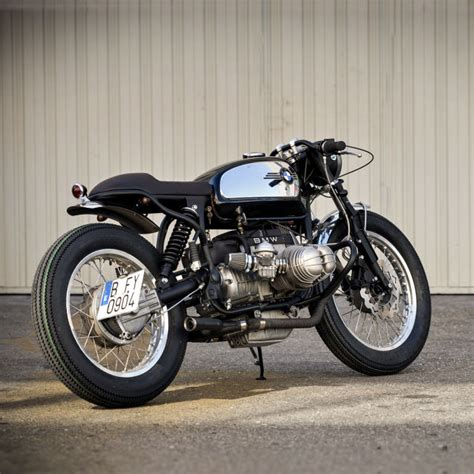 Customizing a classic: CRD's BMW R80ST | Bike EXIF