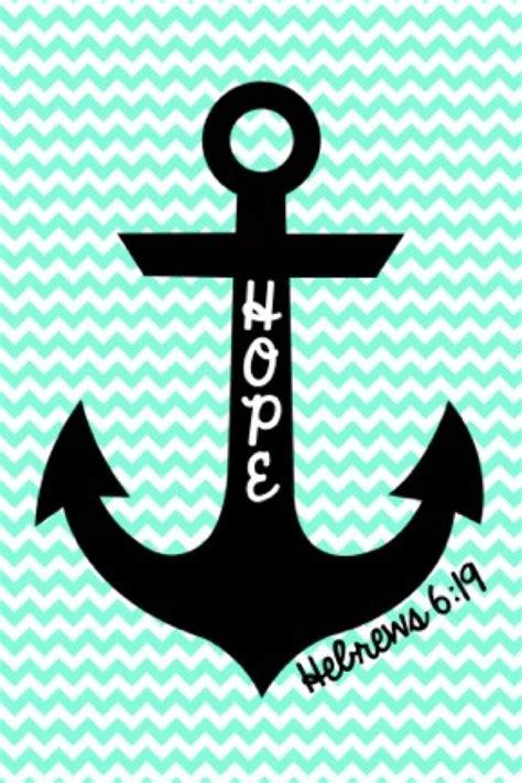Cute anchor on chevron wallpaper!⚓ | Wallpapers ...