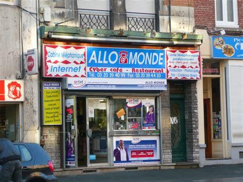 Cyber Café Allo Monde   Bars   9 rue Molinel, Centre ...