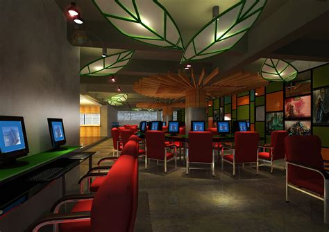 cyber cafe internet business