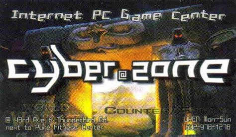 Cyberzone   Internet Cafes   4153 W Thunderbird Rd ...