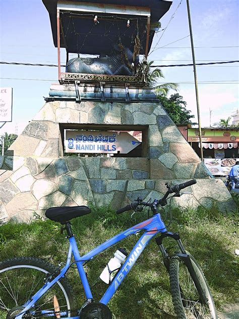 Cycling to Nandi Hills:   The heavenly track for cycling ...