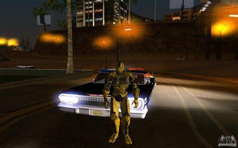 Cyrax 2 from Mortal kombat 9 for GTA San Andreas