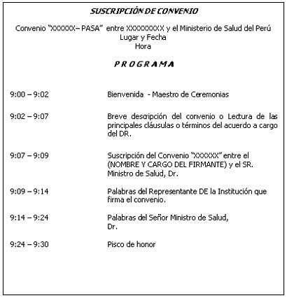 D CAPÍTULO III CEREMONIAS Y ACTOS PROTOCOLARES...