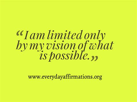 Daily Affirmations   9 October 2013 | Everyday Affirmations