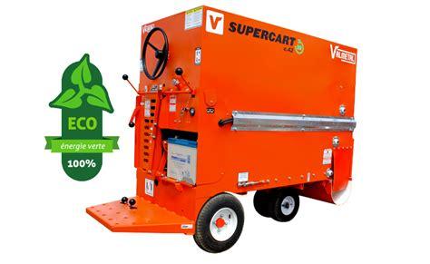 Dairy Farm Feeding Equipment - Valmetal