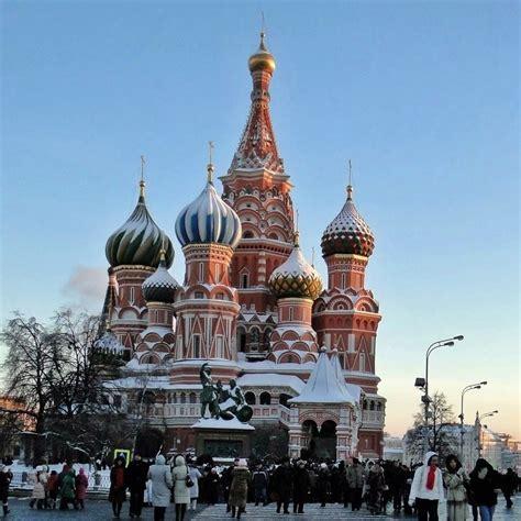 DAME PASANDO RUSIA: La Catedral de San Basilio