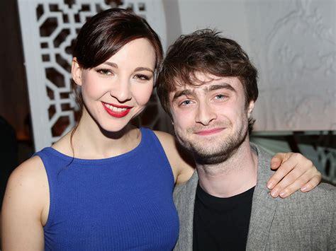 Daniel Radcliffe and Erin Darke Attend The Spoils Premiere ...