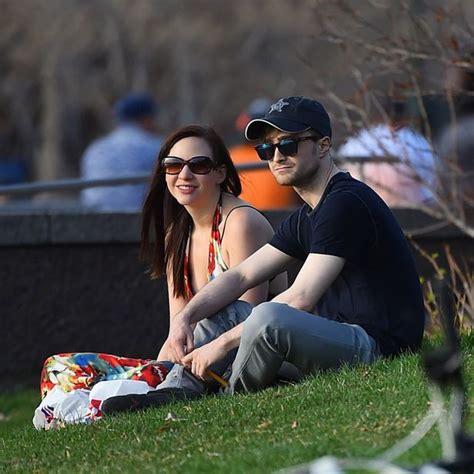 Daniel Radcliffe and rumoured girlfriend Erin Darke enjoy ...