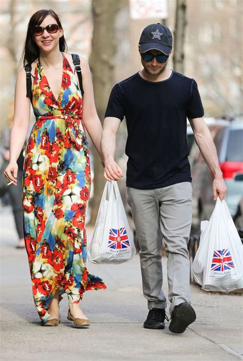 Daniel Radcliffe goes public with girlfriend of two years ...