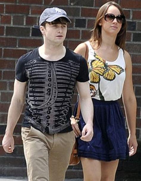 Daniel Radcliffe splits with girlfriend Rosie Coker and is ...