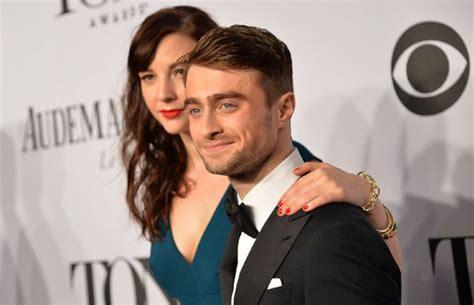 Daniel Radcliffe y su novia Erin Darke, ¿se casan?