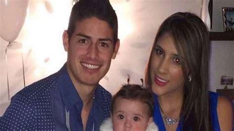 Daniela Ospina, Novia de James   YouTube