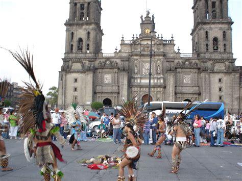 Danza azteca - Wikipedia, la enciclopedia libre