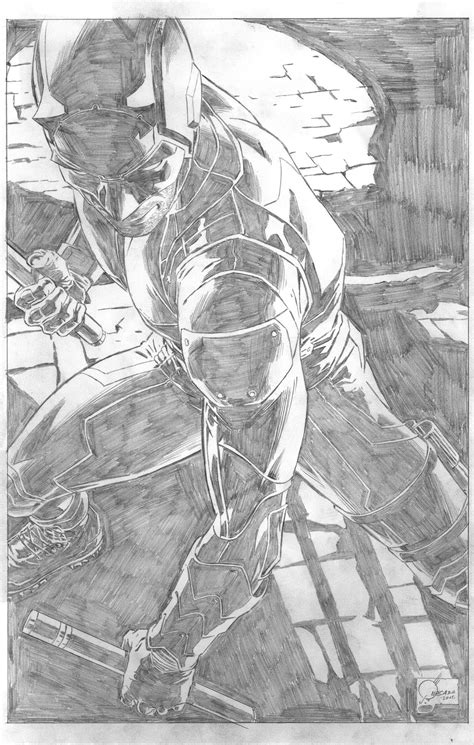 Daredevil by Joe Quesada * | The Man Without Fear ...
