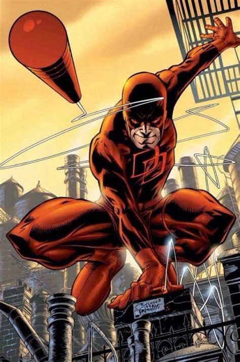 Daredevil - Joe Quesada. | Daredevil | Pinterest ...