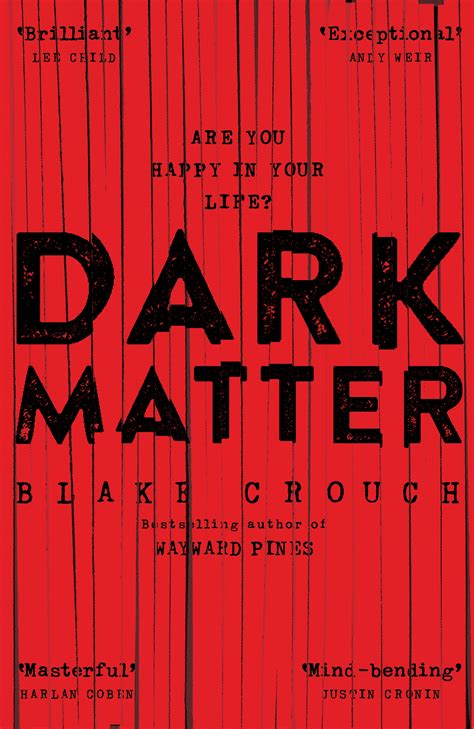 Dark Matter by Blake Crouch book review | SciFiNow - The ...