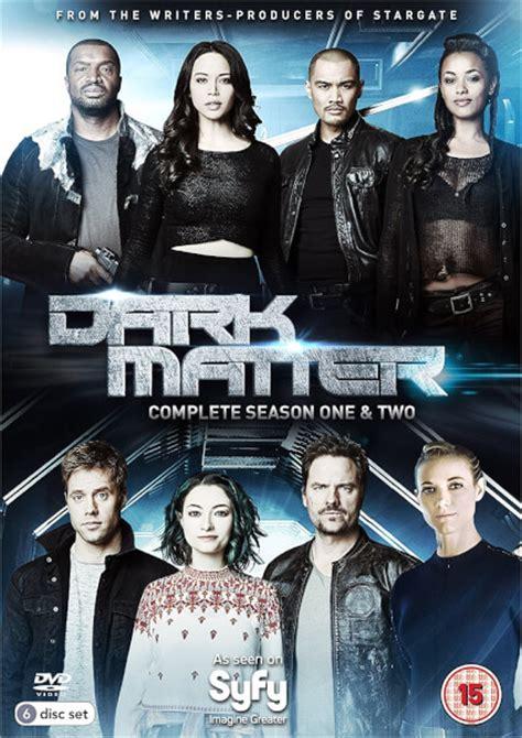 Dark Matter - Season 1 & 2 Boxed Set DVD | Zavvi.com