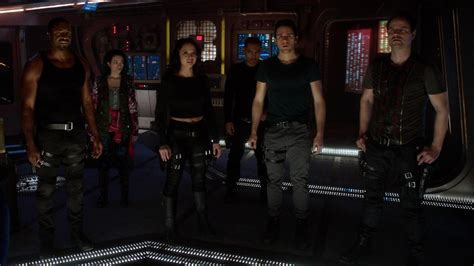 Dark Matter: Syfy Previews Season Two Debut   canceled TV ...