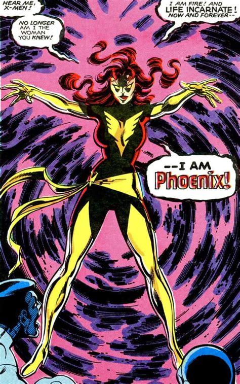 Dark Phoenix Lives in Us All:  Dark Phoenix Saga  40 Years ...