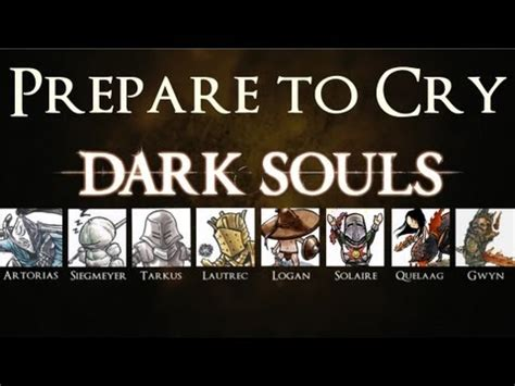 Dark Souls Story Prepare to Cry Trailer - YouTube
