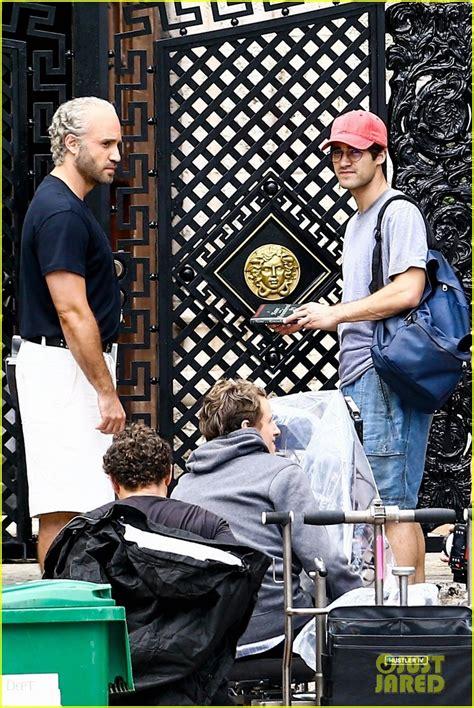 Darren Criss & Edgar Ramirez Get Into Character on ...