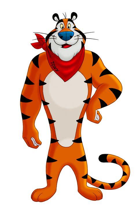 Daryl Graham Animation and Design: Tony the Tiger ...
