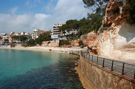 Das Dorf Porto Cristo in Mallorca