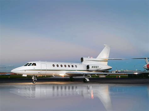 Dassault Falcon 50 50EX   StarJets