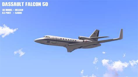 Dassault Falcon 50   Planes   Armaholic