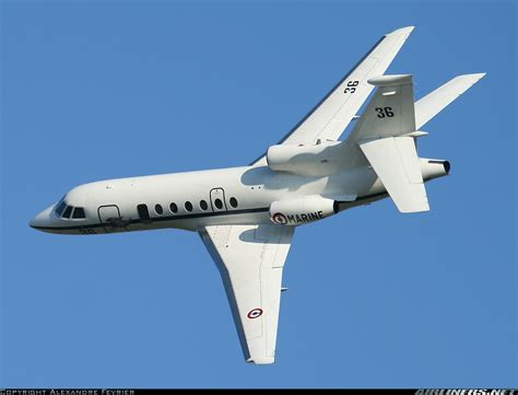Dassault Falcon 50 Surmar   France   Navy | Aviation Photo ...