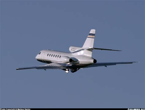 Dassault Falcon 50   Untitled | Aviation Photo #0590864 ...