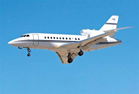 Dassault Falcon 900B   Business Jet Traveler