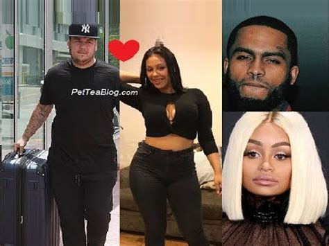 Dave East Baby Mother wants to be ROB KARDASHIAN 2nd one ...
