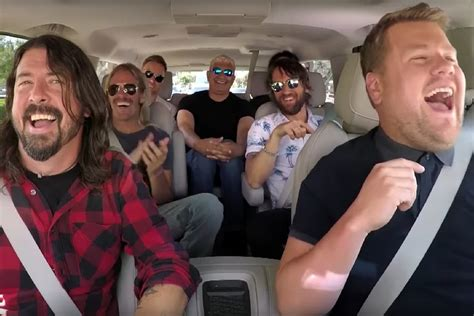 Dave Grohl: Foo Fighters   Carpool Karaoke  Was a  Little ...
