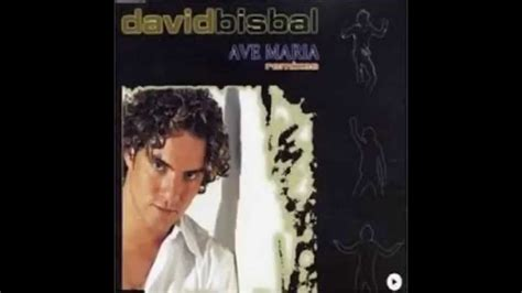 David Bisbal   Ave María  Latino Mix  Extended   YouTube
