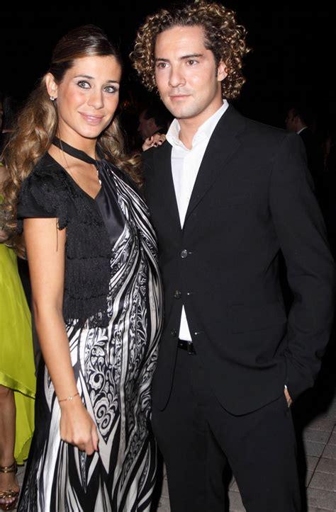 David Bisbal y Elena Tablada, cuando eran felices juntos.