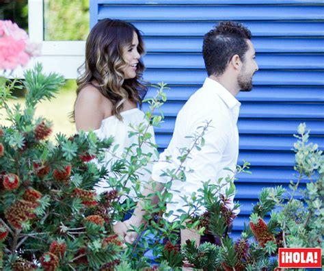 David Bisbal y Elena Tablada, juntos con sus respectivas ...
