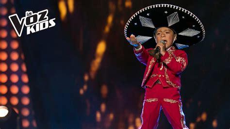 David canta Las Chamaquitas   Audiciones a ciegas   La Voz ...