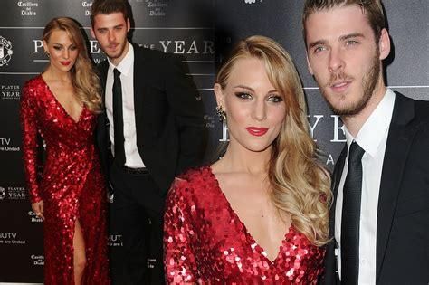 David De Gea's Girlfriend: British newspapers cover EDURNE