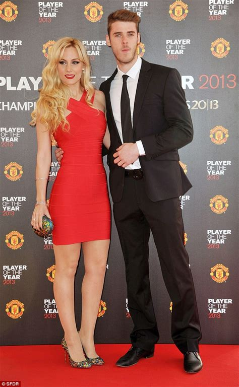 David de Gea's girlfriend Edurne Garcia invited for tour ...