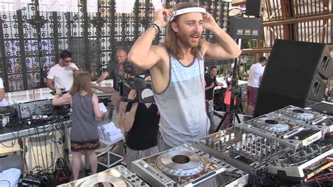 David Guetta from Radio 1 in Ibiza HD YouTube 720p   YouTube