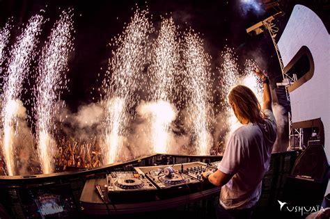 David Guetta   Live @ Ushuaia Ibiza 2016  Closing Party ...