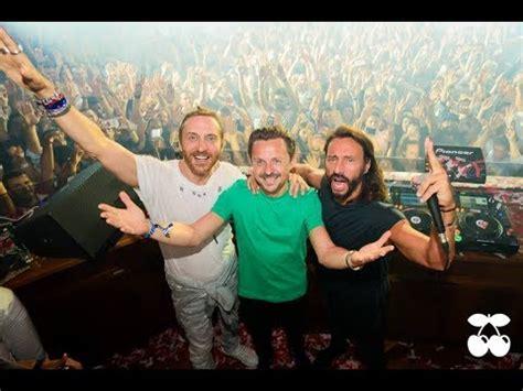 David Guetta & Martin Solveig   Live @ Pacha Ibiza 2017 ...