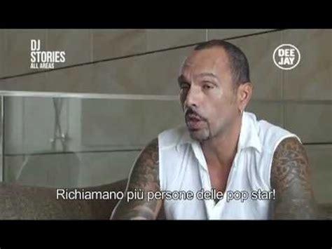 David Morales interview @ Pacha Ibiza  sottotitoli in ...
