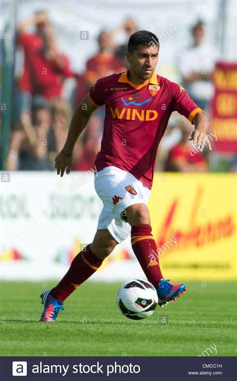 David Pizarro  Roma , JULY 14, 2012   Football / Soccer ...