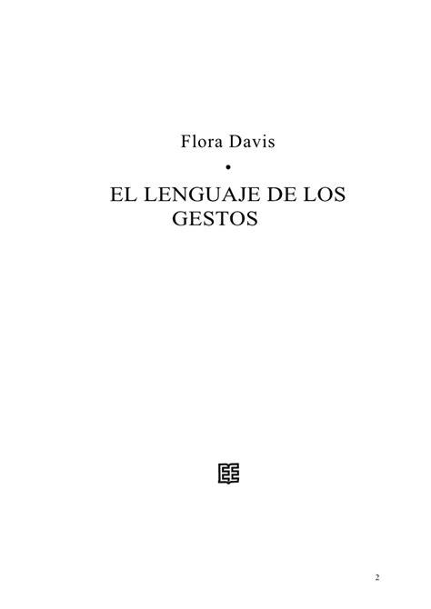 Davis flora -_el_lenguaje_de_los_gestos-mz_paulo